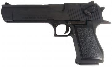 Softair WE-Cybergun Desert Eagle .50AE – Black