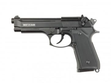 Softair Gas Pistole M9, blowback