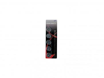 CR2032 3V Lithium Batterie, 5 Stck.