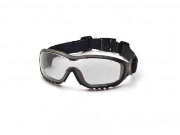 Strike Systems Tactical Schutzbrille klaren Gläsern.