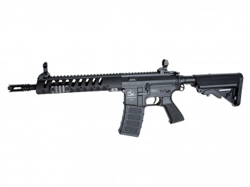 Softair ARMALITE M15 LIGHT TACTICAL CARBINE, Komplettset, Schwarz.