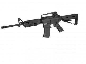 Strike Systems – MX18 Carbine Gewehr inkl. Akku und Ladegerät, schwarz.