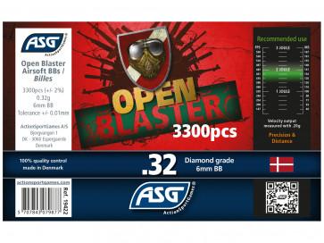 0,32g Open Blaster BIO BB´s (3300 Stück)