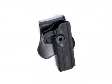 Holster Polymer mit Quick Release, 1911 Modelle.