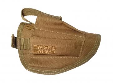 Swiss Arms Ambidextrous Gürtelholster, Tan.