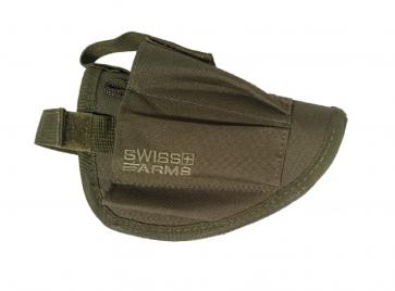 Swiss Arms Ambidextrous Gürtelholster, OD Green.
