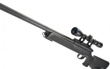"""Softgun Steyr SSG 69 Sniper med 150 tun og 3-9x40 kikkert  """"GO FOR IT"""" pakke tilbud"""