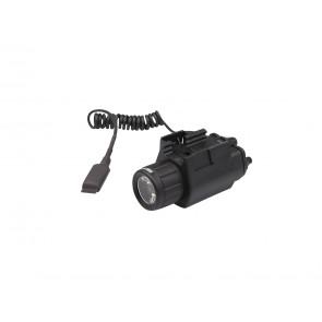 Tactical 3 Watt LED Light mit Kabel-Fernbedienung.