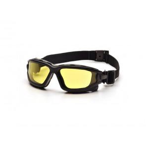 Strike Systems Tactical Schutzbrille, Gelb.