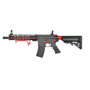 Colt M4 HORNET RED Fox AEG Fuld metal – Mosfet