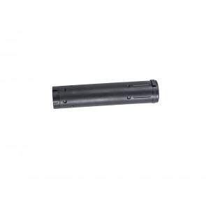 M4/M15/Tac Nylon Schalldämpfer / Laufverlängerung 200mm schwarz.