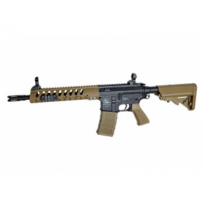 Softair ARMALITE M15 LIGHT TACTICAL CARBINE, Komplettset, Tan.