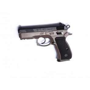 Airsoft Pistole CZ 75D Compact – DualTone FDE.