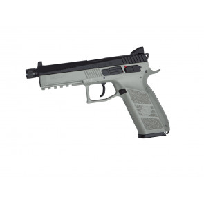 Softair CZ P-09 - Urban Grey, CO2/Gas Blowback.