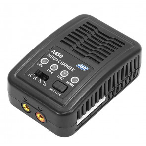 ASG A450 Multi Ladegerät LiPo/LiFe/LiHV/NiMH