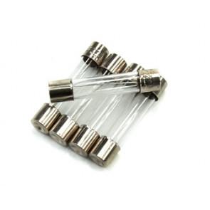 Glasrohr Sicherung / Fuse 25 Amp.