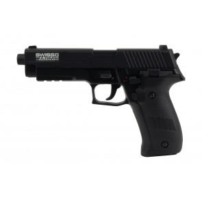 Softair/Airsoft Cybergun Swiss Arms, Elektrische Pistole, AEP
