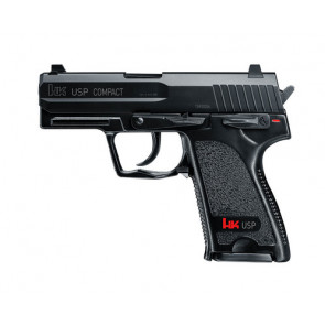Softair Federdruckpistole Heckler & Koch USP Compact.