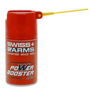 Swiss Arms Power Booster 130ml Silikone Oil