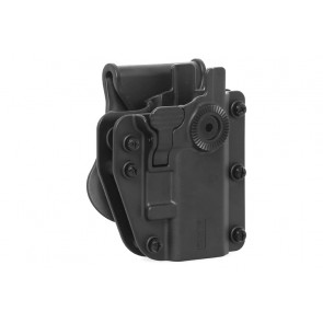 Adapt X Universal Level II Polymer Holster mit Quick Release.