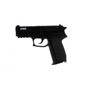 Softair/Airsoft Federdruck Pistole Swiss Arms MLE  mit Metallschlitten