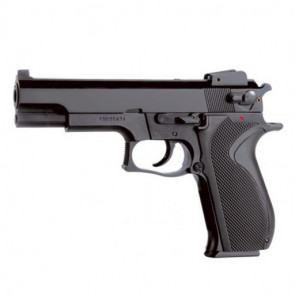 Airsoft spring pistol M4505 from KWC, Black