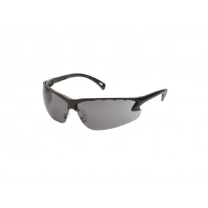 Protective glasses, black.