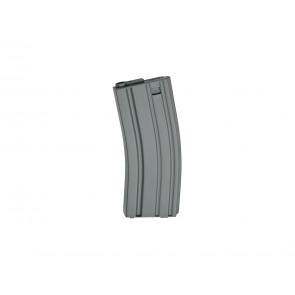 Softair Armalite mid cap magazin for M15/M16 AEG´s, 85 rds.
