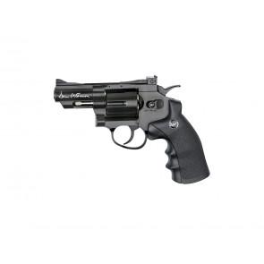 "Softair CO2 revolver Dan Wesson 2,5""."