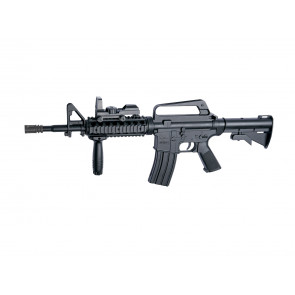 Softair Armalite M15A1, spring version.