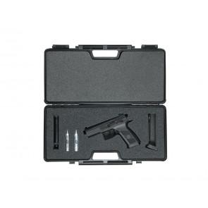 """Softgun CO2 pistol CZ 75 P-07 Duty """"GO FOR IT"""" pakke tilbud."""