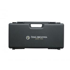 Ceska Zbrojovka (CZ) black plasticbox
