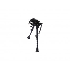 Universal bipod with rail adaptor.