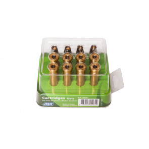 Cartridges 6mm for Dan Wesson, box of 12 pcs.