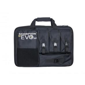 Scorpion Evo 3 - A1 Bag with custom foam inlay