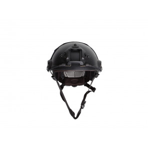 Strike Systems Fast helmet, black.
