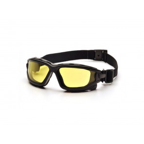 Protective glasses, Tactical, Dual Lens, Yellow.