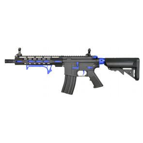 Colt M4 HORNET BLUE Fox AEG Fuld metal – Mosfet