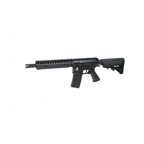 "Airsoftrifle, PL, M15 DEVIL CARBINE 9,5"", quick spring change."