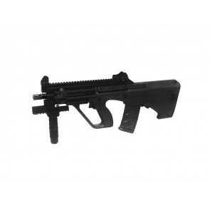 Softair STEYR AUG A3 XS COMMANDO, Black