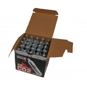 25xCO2 Swiss Arms cartridge.