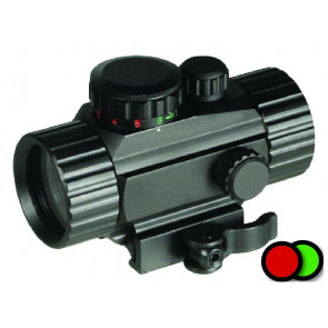 Swiss Arms Dot Sight Red/Green, Quick Detach and Lens Protector.