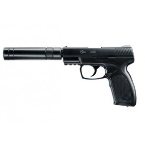 Airsoft Combat Zone COP SK with dummy silencer, CO2