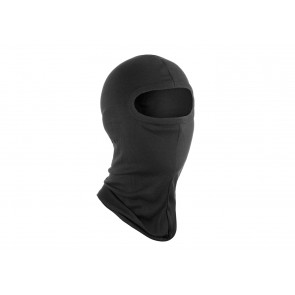 Single Hole Balaclava, Black, Invader Gear.