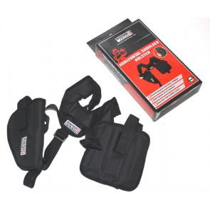 Swiss Arms horizontal shoulder holster.