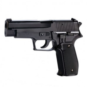Airsoft model 226 Spring Pistol by KWC – Black