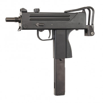 Softgun gas pistol Ingram M11, blowback.