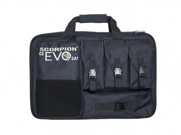Våbentaske med formskåret skum til Scorpion EVO 3.