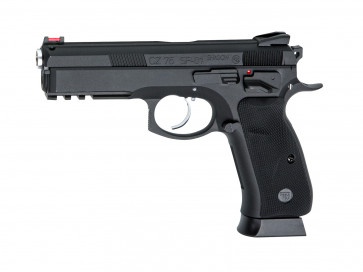 Softgun CZ SP-01 SHADOW, Gas/Co2 Blowback.