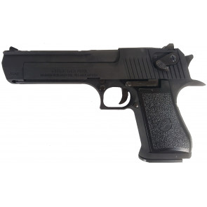 Softgun WE-Cybergun Desert Eagle .50AE – Sort